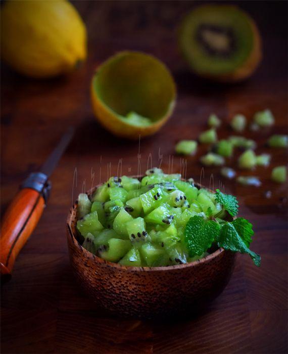 Kiwi salsa | My recipes | Pinterest