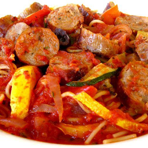 Italian Sausage Pasta | Italian Sausage Pasta Recipes- Premiofoods