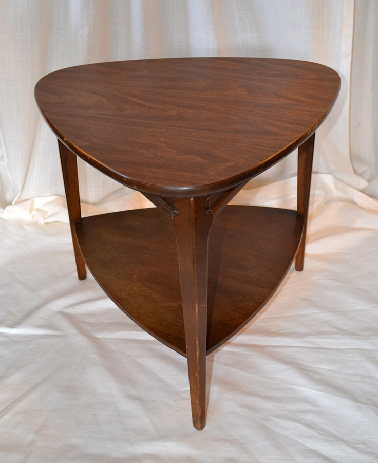 mersman triangle coffee table what a fun piece it would work great