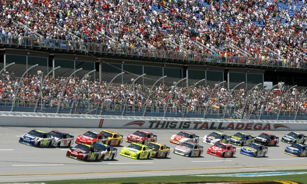 Talladega Superspeedway - Want to go to a live race, have a camper and enjoy a week of Talladega during race week.