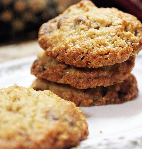 Oatmeal Raisin Coconut Chocolate Chip Cookies