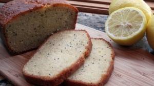 lemon poppy seed pound cake | noms - bread things | Pinterest