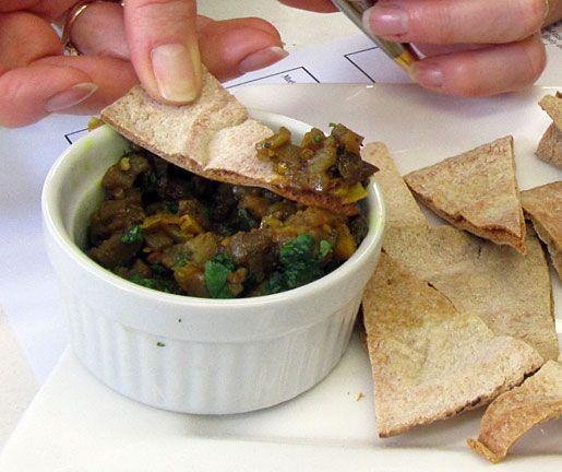 Moroccan Eggplant Jam   Recipe