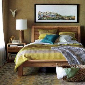 15 chambres coucher douillettes chambre pinterest for Chambre a coucher decoration