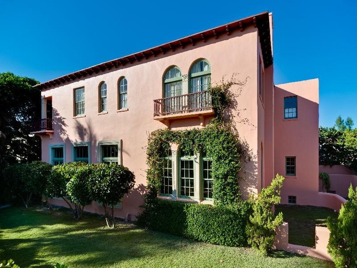 Download this Addison Mizner House picture