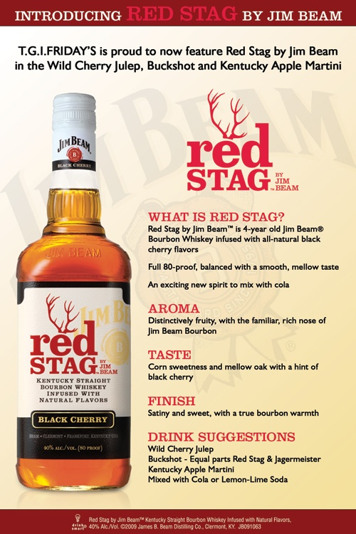 bourbon whiskey 750ml red stag bourbon sip advisor jim beam red stag ...
