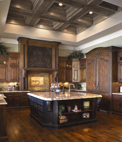 Very nice kitchen home pinterest for Really nice kitchen designs