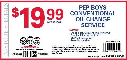 free oil change coupon firestone
