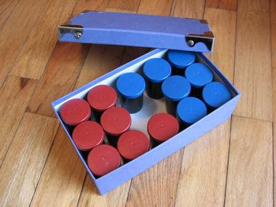 "Montessori at Home: ""Make Your Own Sensorial Material"" - Part 3 - Sound Cylinders"