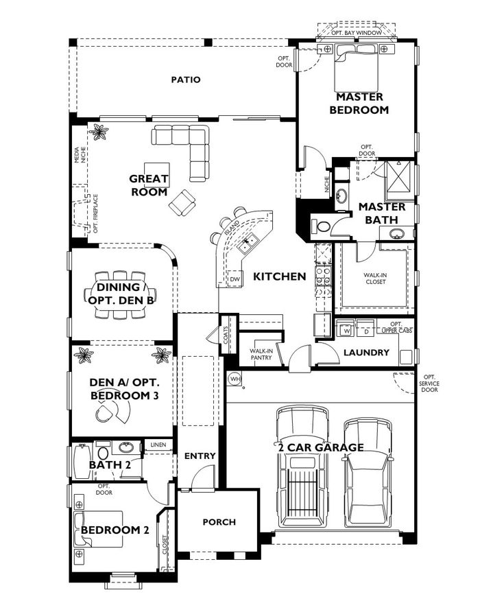 Pin By Angela Val On Home Floor Plans Pinterest