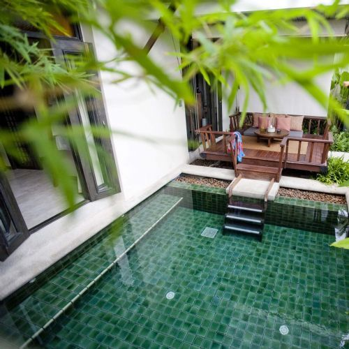 Small deep plunge pool google search take the plunge for Plunge pool design uk