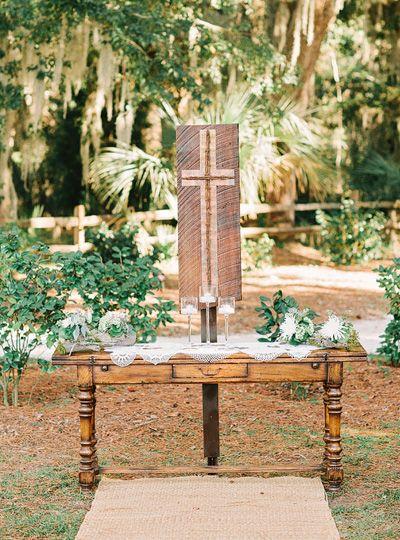 altares de ceremonia
