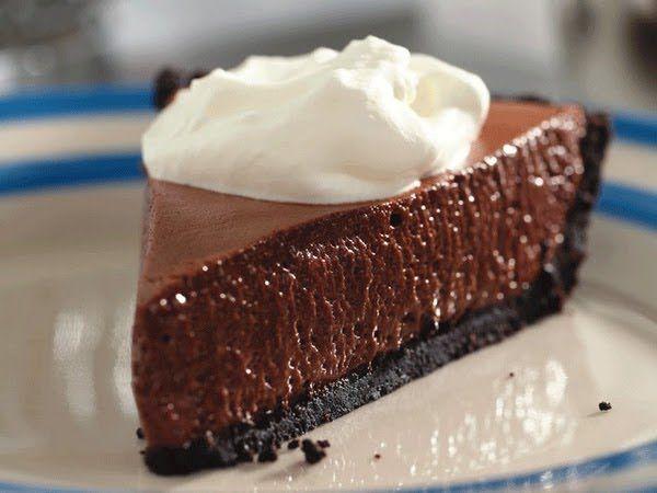 Dig In! 25 Decadent Guilt-Free Desserts | Food & Drinks | Pinterest