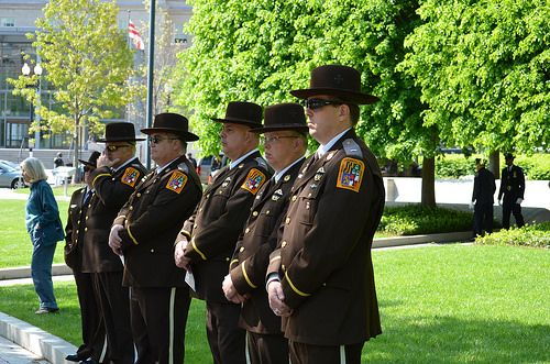 police and peace officers national memorial day canada