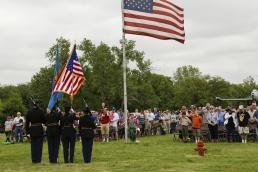 d day memorial ceremony