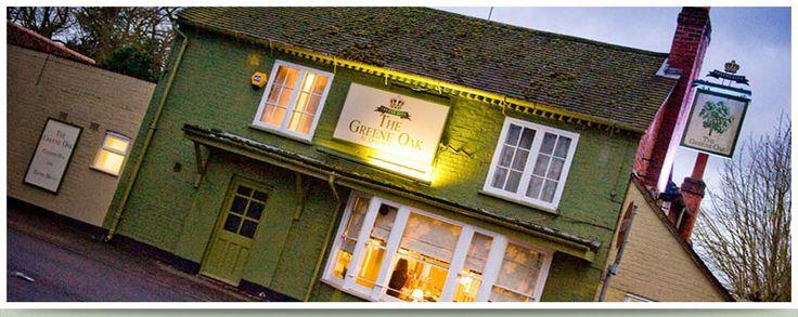 Green Oak Oakley Green