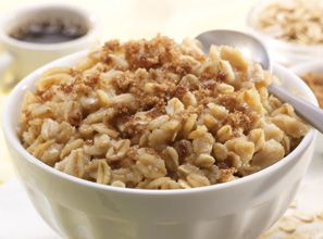 Maple Brown Sugar Oatmeal #Nutrisystem | Kick-Startin' Breakfasts ...