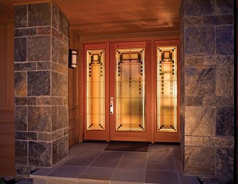 Front Doors Prairie Style Interiors Pinterest