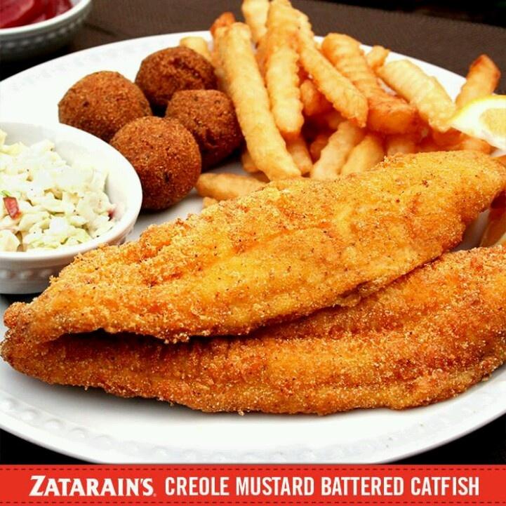 Creole mustard catfish | Recipes | Pinterest