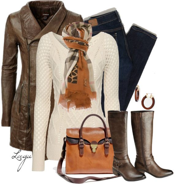 Autumn Evening, created by lagu on Polyvore