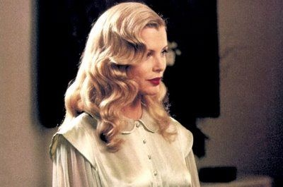 "Kim Basinger as a Veronica Lake look-a-like in ""L.A. Confidential"""