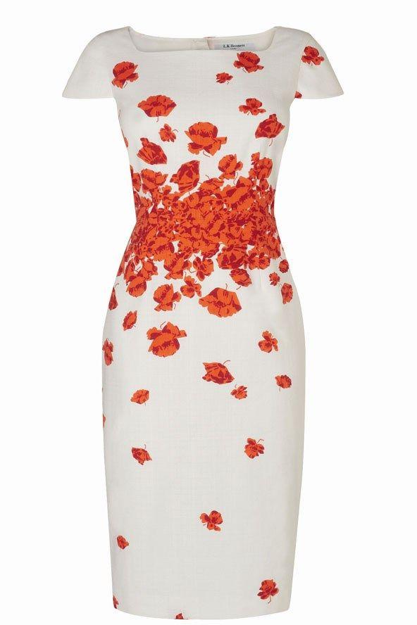 Lasa poppy dress 245 at lk bennett bling and bows for Lk bennett wedding dress