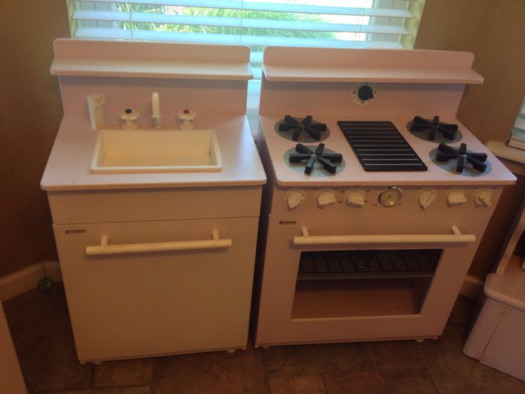 My first kenmore kitchen set for the kids pinterest for First kitchen set
