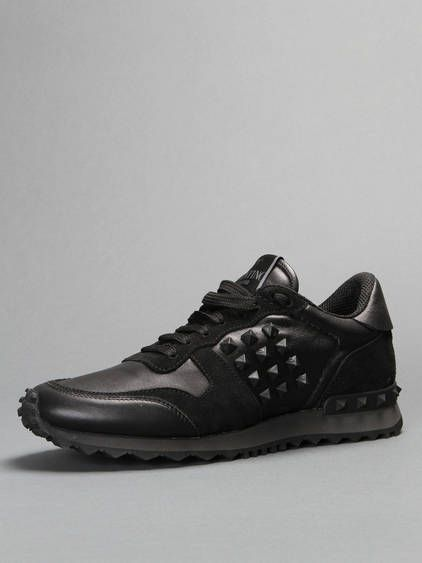 valentino noir shoes