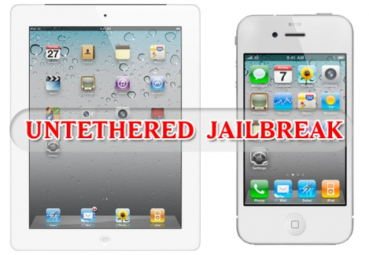 The iOS 6 / 6.1 untethered jailbreak has now become a reality, thanks ...