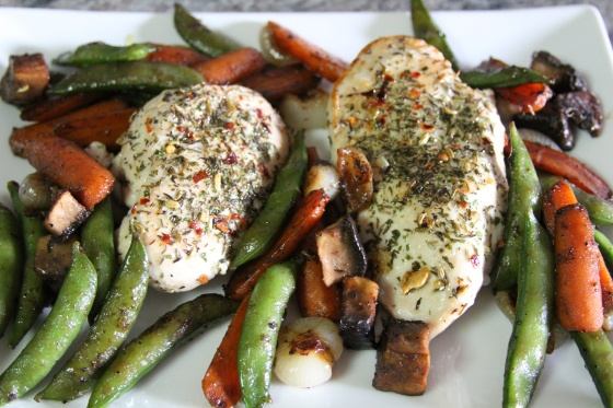 Chicken with Spring Vegetables | DELIGHTS :))) | Pinterest