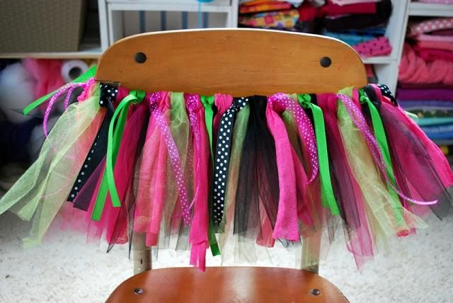 Diy little girl tutu tutorial sew cute pinterest