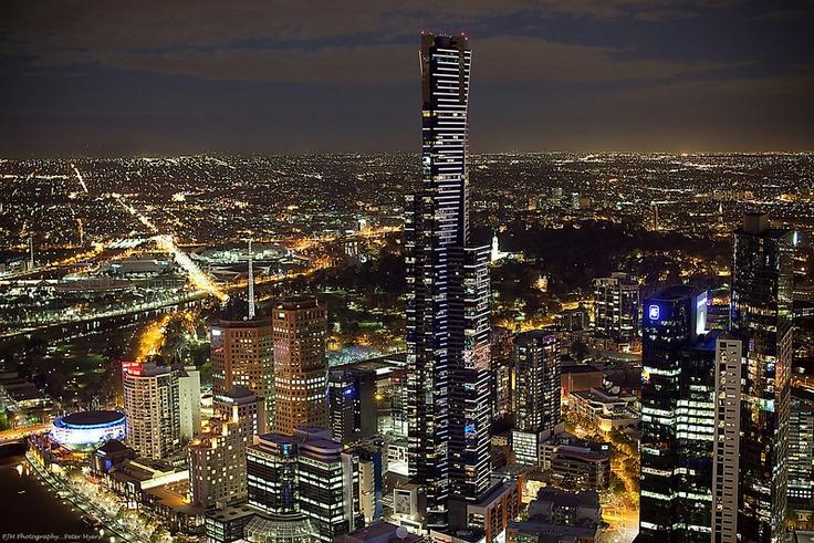 Eureka Tower, Melbourne | World Pictures | Pinterest