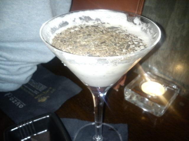 Chocolate & Raspberry Martini | Yummy in my tummy | Pinterest