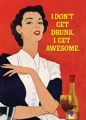 Awesome Drinking Birthday Birthday Card Funny Quotes About Drinks, Funny Sayings About Drinks, Funny Humor, Fabulous Quo...