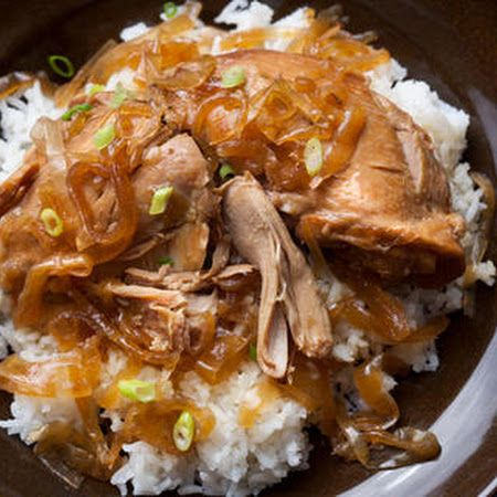 Slow Cooker Chicken Adobo Recipe; This recipe calls for ginger, which ...
