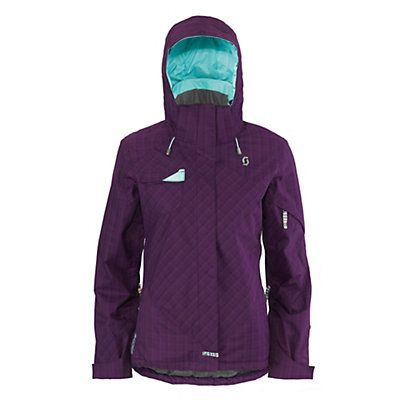Scott Karisma Womens Insulated Ski Jacket $260