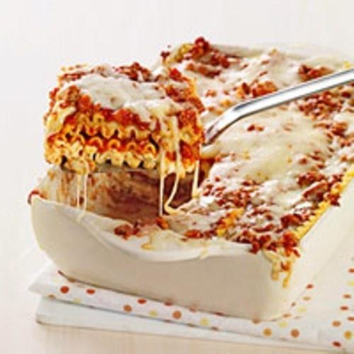 classic meat lasagna | YUM! | Pinterest