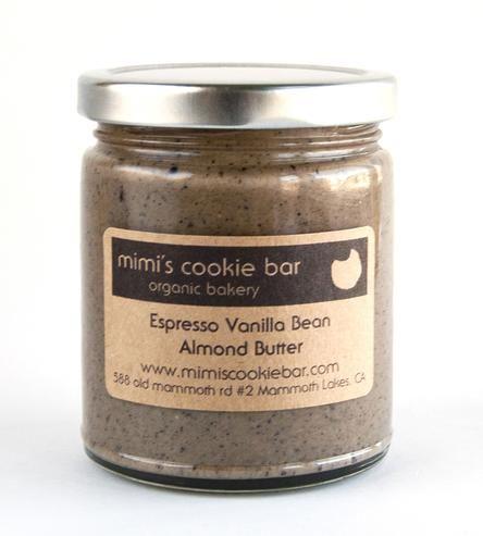 Espresso Vanilla Bean Almond Butter – Set of 2 by Mimi's Cookie Bar ...