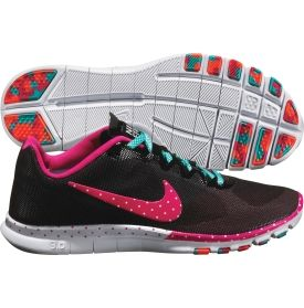 Nike Women's Free Advantage Mesh Caf Training Shoe