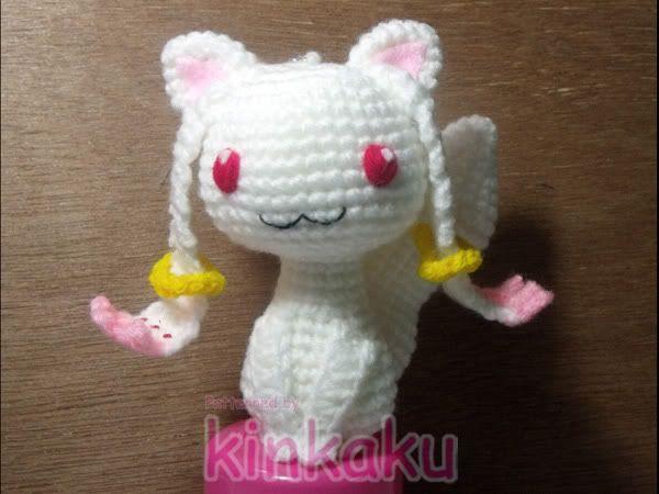 Amigurumi Anime Doll Pattern : Anime Crochet Doll. Amigurumi Pinterest