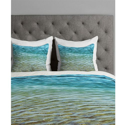 Ombre sea duvet cover interiors architecture pinterest for Covers from the ocean