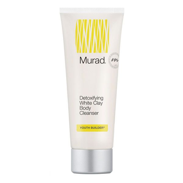 The One Thing: Murad Detoxifying White Clay BodyCleanser