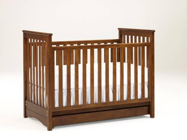 Bonavita Peyton Crib Baby Time