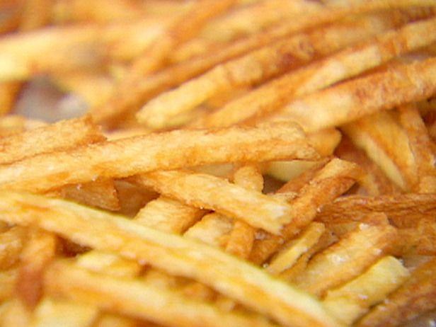 Matchstick Potatoes | Recipe