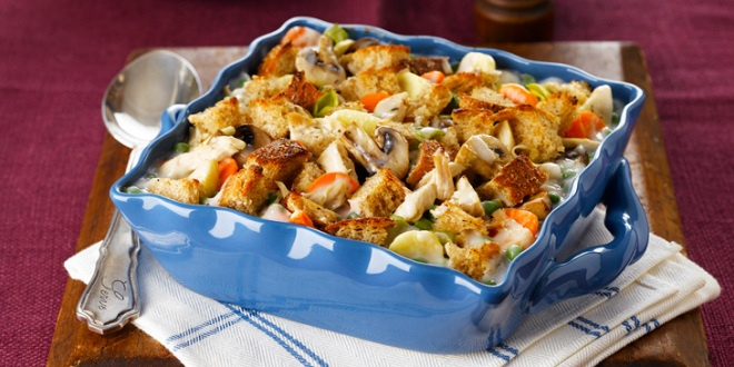 Country Chicken Casserole | Recipes | Pinterest