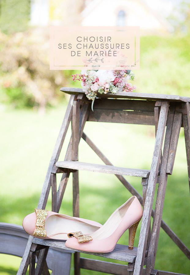 ©FleurdeSucre - La mariee aux pieds nus - Dessine moi un soulier - 5 astuces pour choisir ses chaussures de mariée