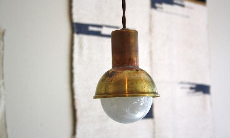 bell jar pendant lights nightwood. Black Bedroom Furniture Sets. Home Design Ideas
