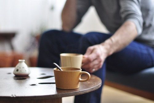 Conversation n coffee