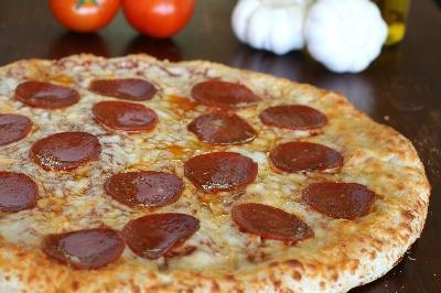 Healthy Alternative to Pepperoni Pizza