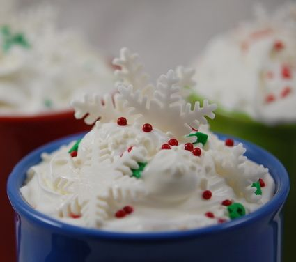 Marshmallow Snowflakes..so cute and so much fun!http://bigblackdogs ...